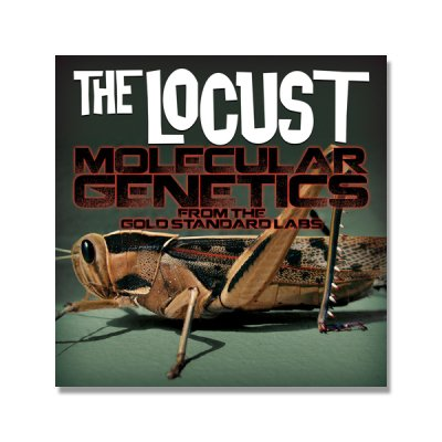 The Locust - Molecular Genetics From The Gold Standard | CD