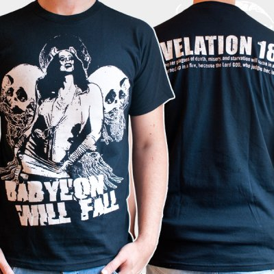 izaiah - Babylon Will Fall | T-Shirt