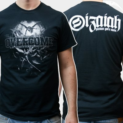 izaiah - Overcome | T-Shirt