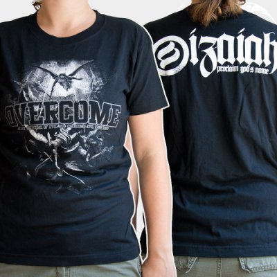 Overcome | Girl Fitted T-Shirt