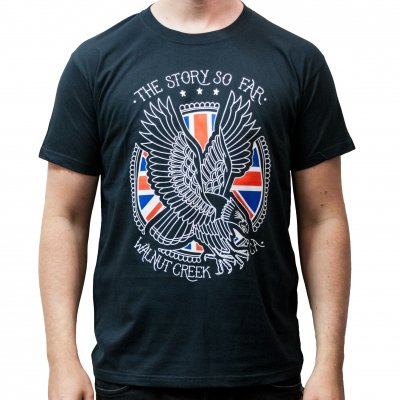 the-story-so-far - Eagle Flag | T-Shirt