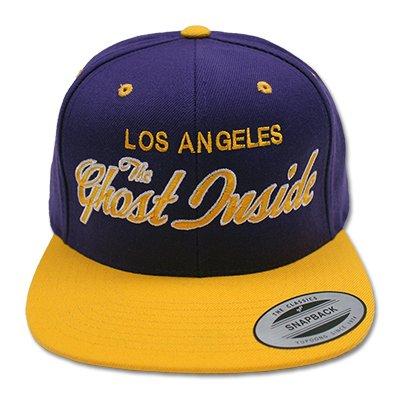 shop - LA purple/gold | Snapback Cap