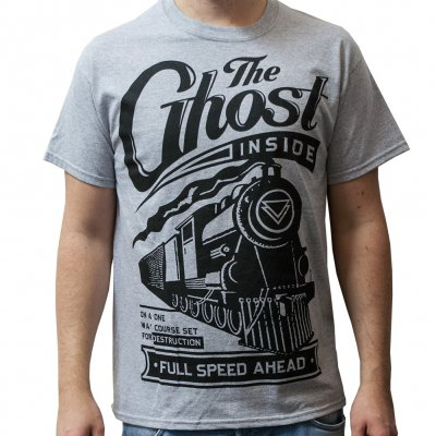 The Ghost Inside - Locomotive | T-Shirt