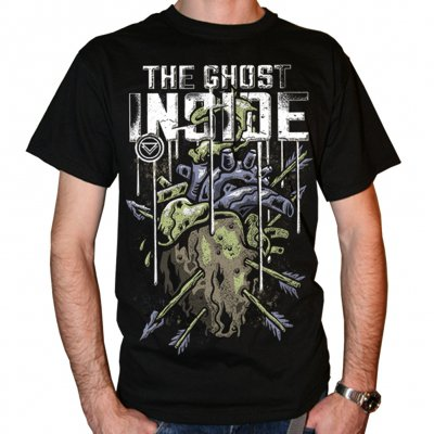 The Ghost Inside - Heart | T-Shirt