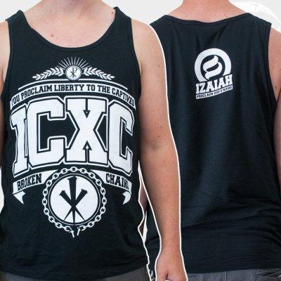 izaiah - ICXC | Tank Top