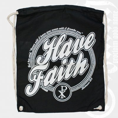 Have Faith | Gymbag
