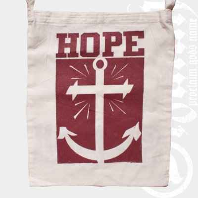 izaiah - Hope | Tote Bag 1 Langer Henkel
