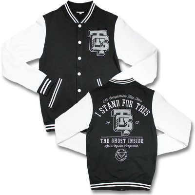 The Ghost Inside - TGI | Varsity Jacket