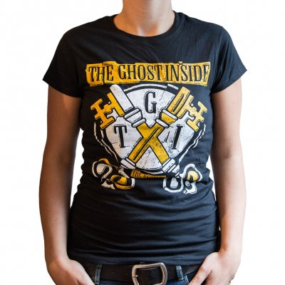 The Ghost Inside - Keylock | Fitted Girl T-Shirt