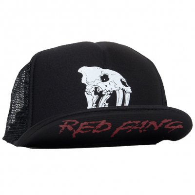 red-fang - Fang Logo | Trucker Cap