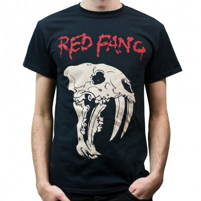 red-fang - New Skull | T-Shirt