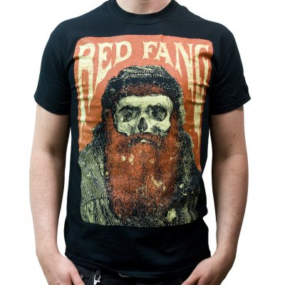 red-fang - Rusty Beard | T-Shirt