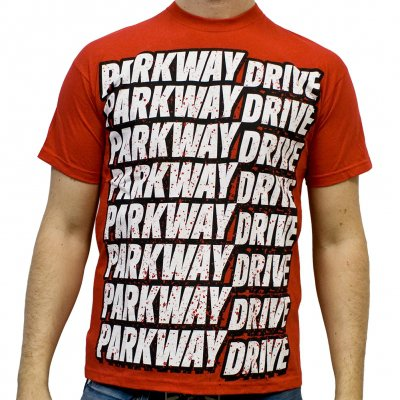 Parkway Drive - What The Fuck Red | T-Shirt