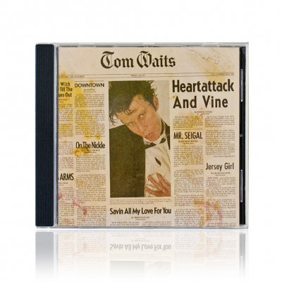 tom-waits - Heartattack & Vine | CD