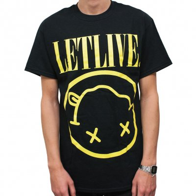Letlive - Smiley | T-Shirt