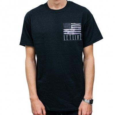 Letlive - American Flag | T-Shirt