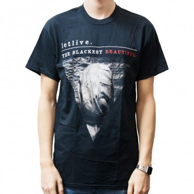 Letlive - The Blackest Beautiful | T-Shirt