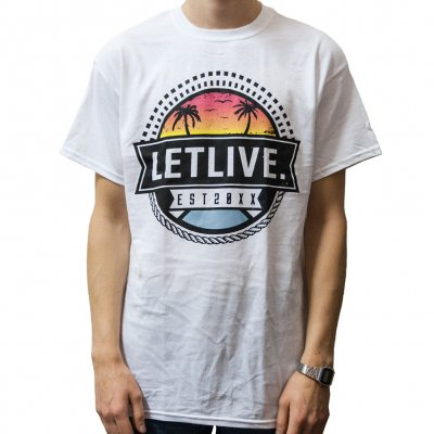 Letlive - Palm Trees | T-Shirt