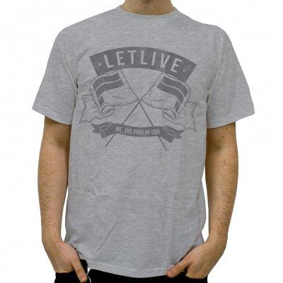 Letlive - Pros Of Con | T-Shirt