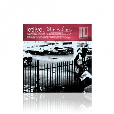 Letlive - Fake History | CD
