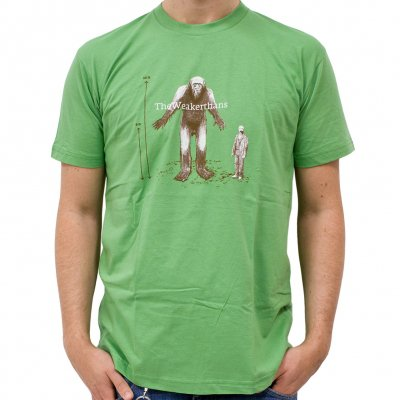 The Weakerthans - Bigfoot | AA T-Shirt