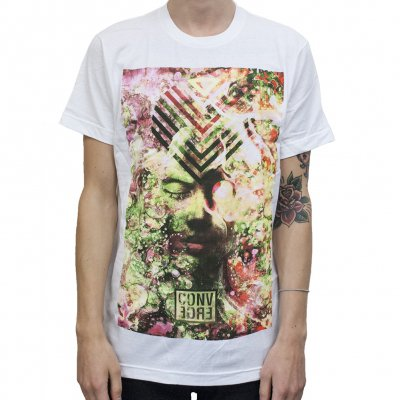 converge - BBC Cover White | T-Shirt