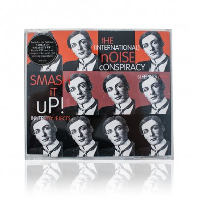 The (International) Noise Conspiracy - Smash It Up! | CD