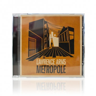 The Lawrence Arms - Metropole | CD