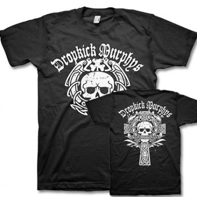 dropkick-murphys - Boston Skull | T-Shirt
