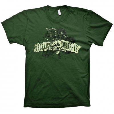 dropkick-murphys - Mohawk Skull | T-Shirt