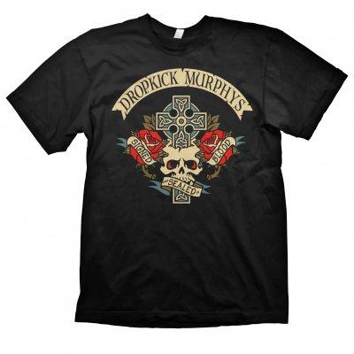 dropkick-murphys - Signed Cross | T-Shirt