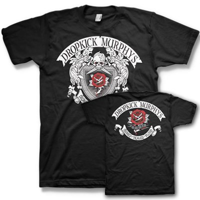 dropkick-murphys - Signed & Sealed In Blood | T-Shirt