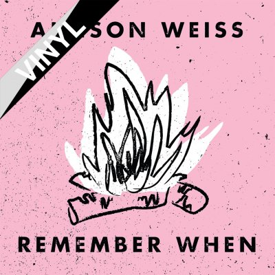 Allison Weiss - Remember When | Clear w. Black Haze Vinyl