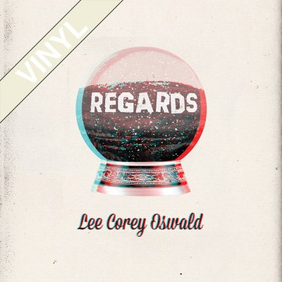 Lee Corey Oswald - Regards | Solid Creme Vinyl