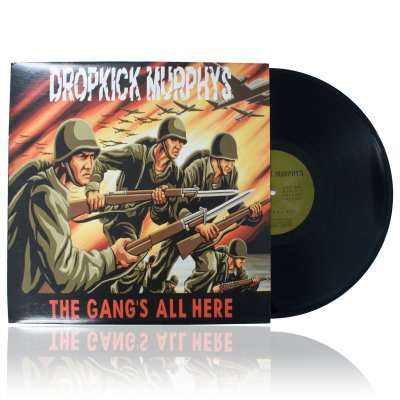 dropkick-murphys - The Gang's All Here | Black Vinyl