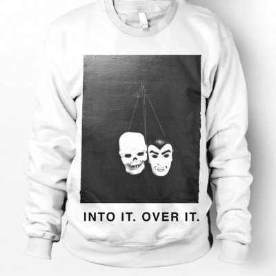 Into It. Over It. - Masks | Sweatshirts