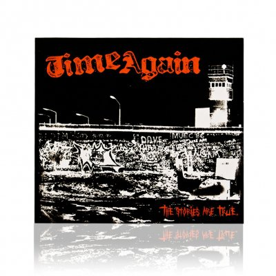 Time Again - The Stories Are True | CD