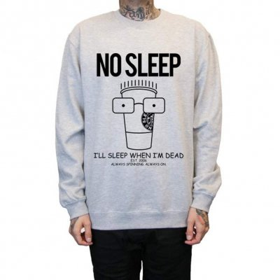 No Sleep Records - Milo | Sweatshirt