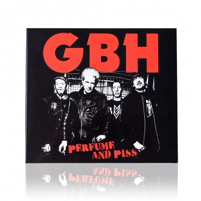 GBH - Perfume And Piss | CD