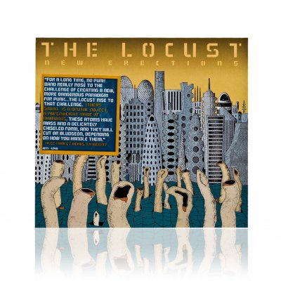 The Locust - New Erections | CD
