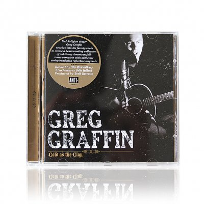 greg-graffin - Cold As The Clay | CD