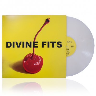 anti-records - A Thing Called Divine Fits | White Vinyl