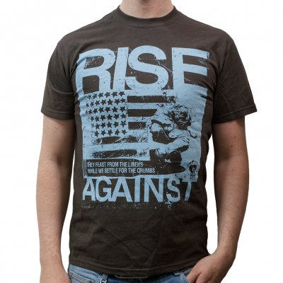 Rise Against - Numb | T-Shirt