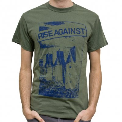 Rise Against - Beach Bombs | T-Shirt
