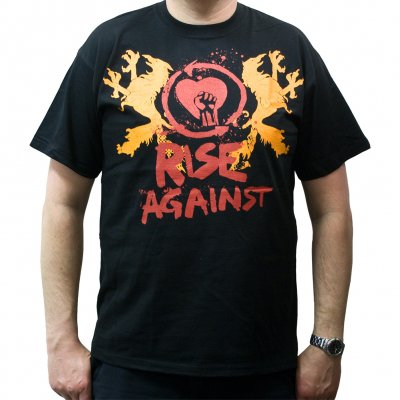 Rise Against - Fist Crest | T-Shirt