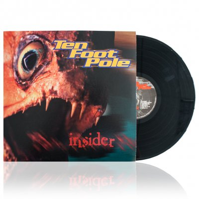 Ten Foot Pole - Insider | Vinyl
