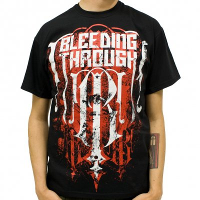 bleeding-through - Emblem | T-Shirt