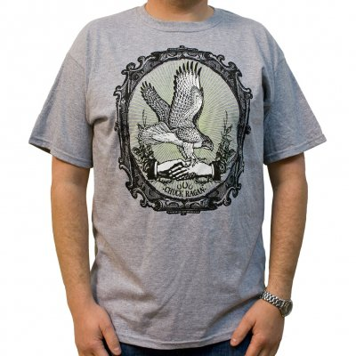 Handshake Gray | T-Shirt