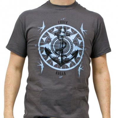 chuck-ragan - Anchor   T-Shirt