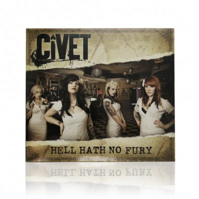 Hell Hath No Fury | CD